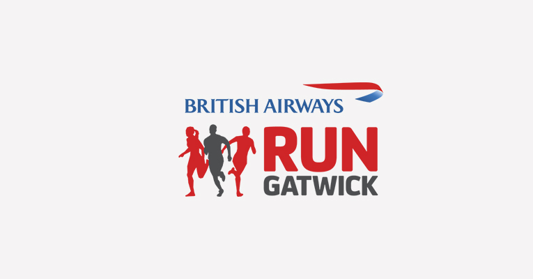 british airways run gatwick half marathon