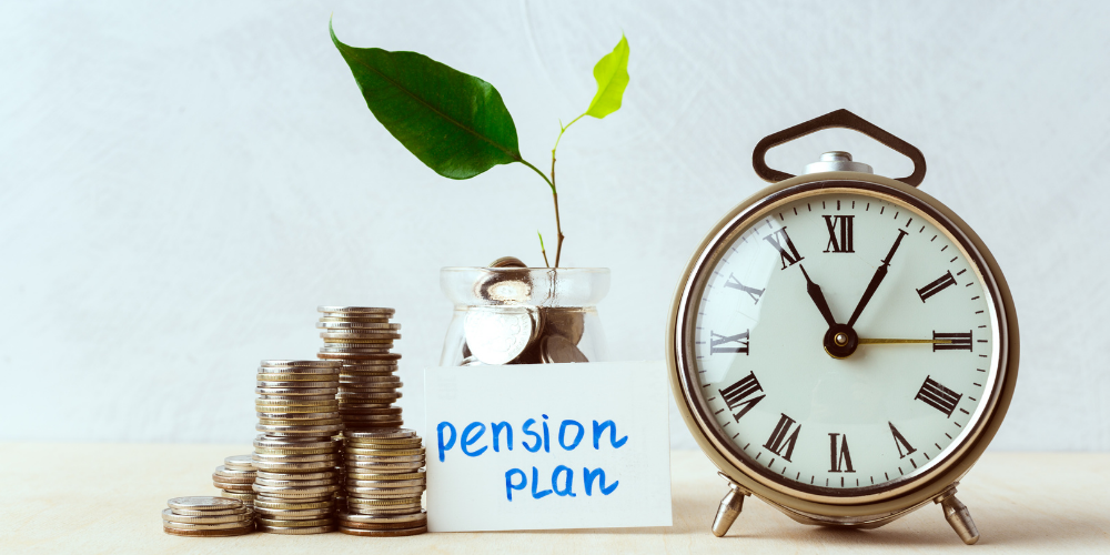 RFS blog - income from your pension plan