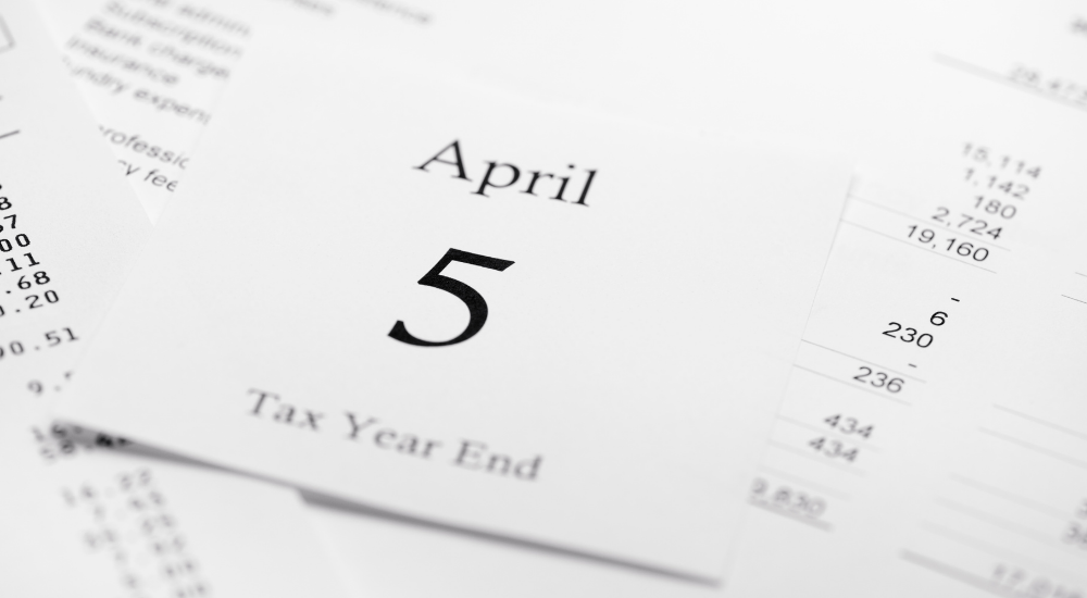 RFS blog - end of the tax year