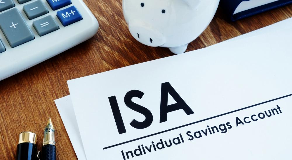Individual Savings Account 1