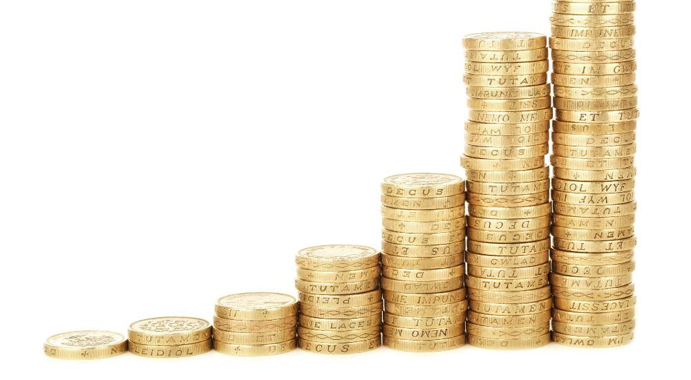 tax-free lump sum of money