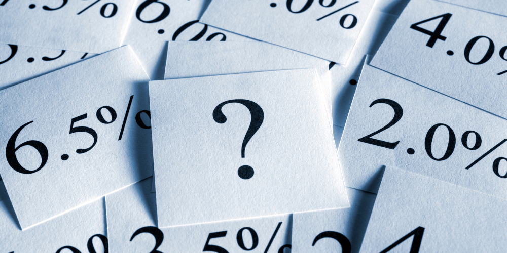 RFS Blog - mortgages with low interest rates