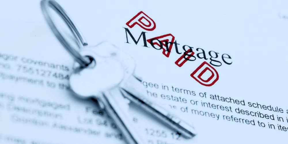 RFS Blog - mortgage paid off